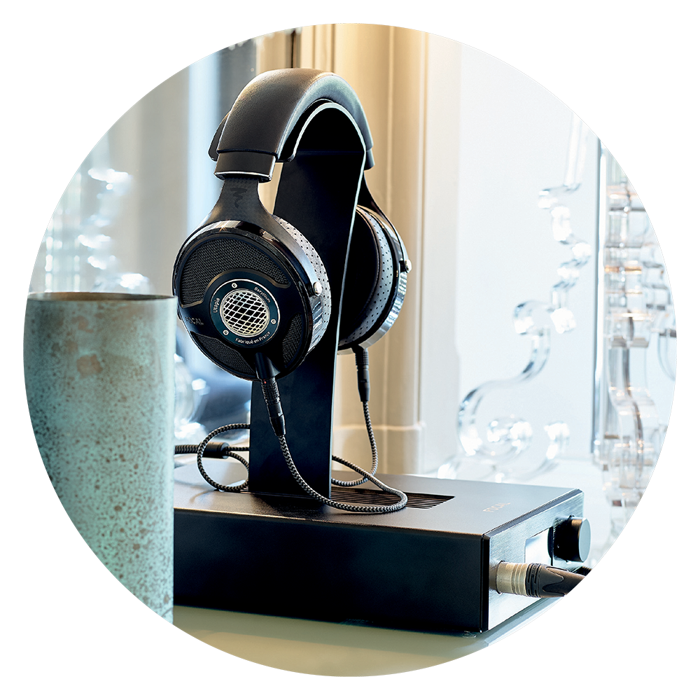 Focal Utopia Headphones with Arche Amp/DAC