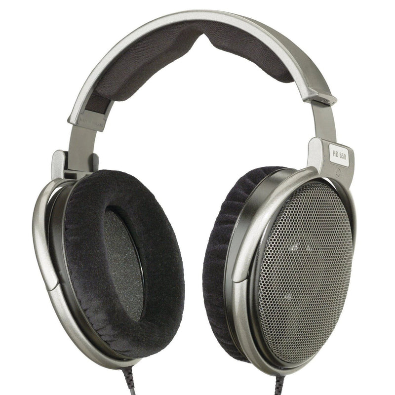 Sennheiser HD650 Open-Back Dynamic Headphones