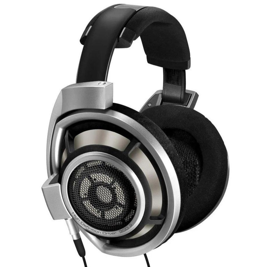 Sennheiser HD800 Open-Back Headphones