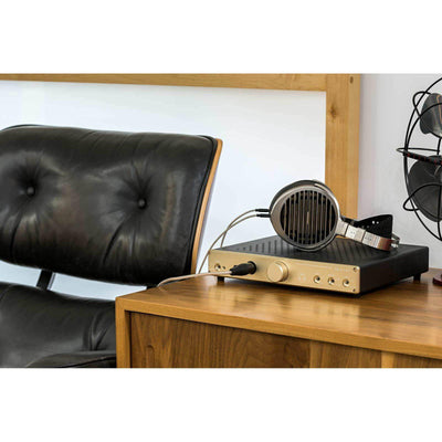 Satin Champagne GS-X mini and HIFIMAN Susvara