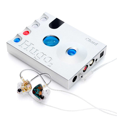 Chord Hugo 2 DAC / Portable Headphone Amplifier