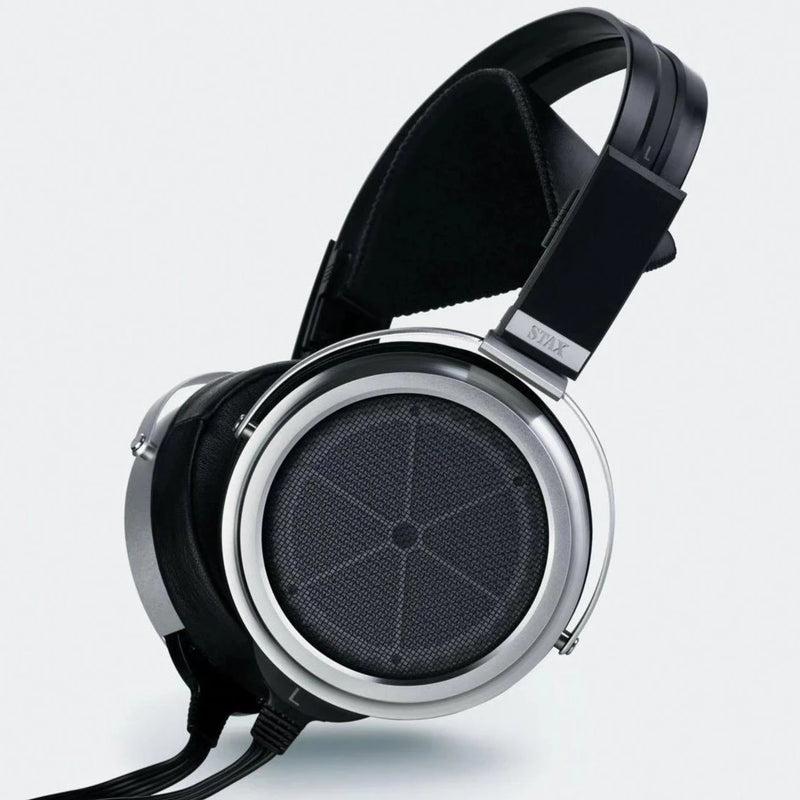 STAX SR-009 Open-Back Electrostatic Headphones