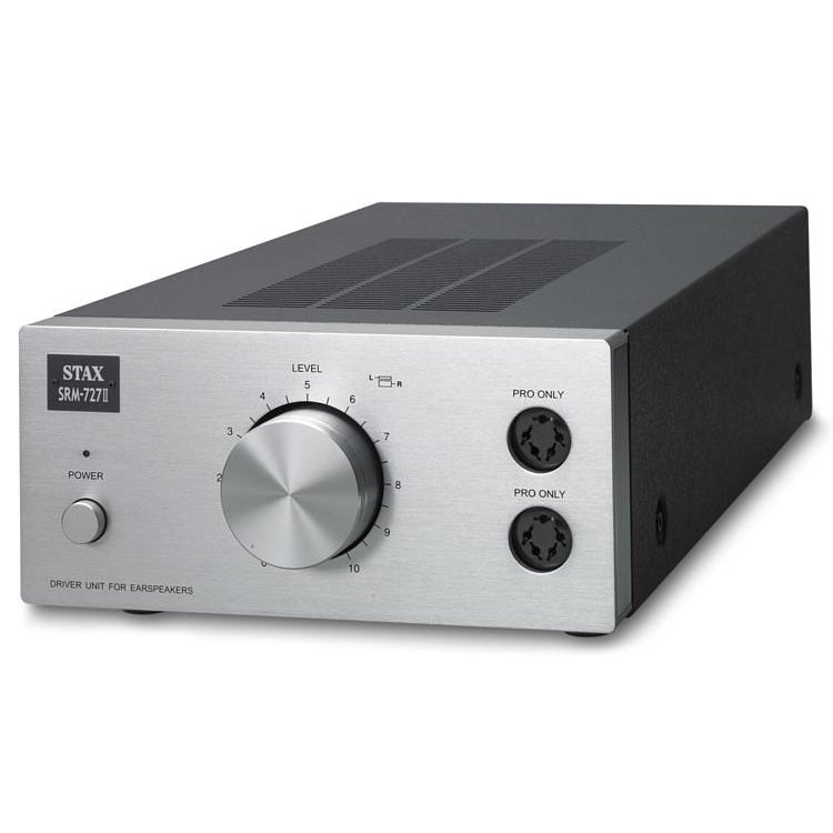 STAX SRM-727II Electrostatic Headphone Amplifier