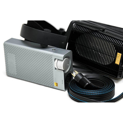 STAX SR-L300 LTD and SRM-D10 portable amp