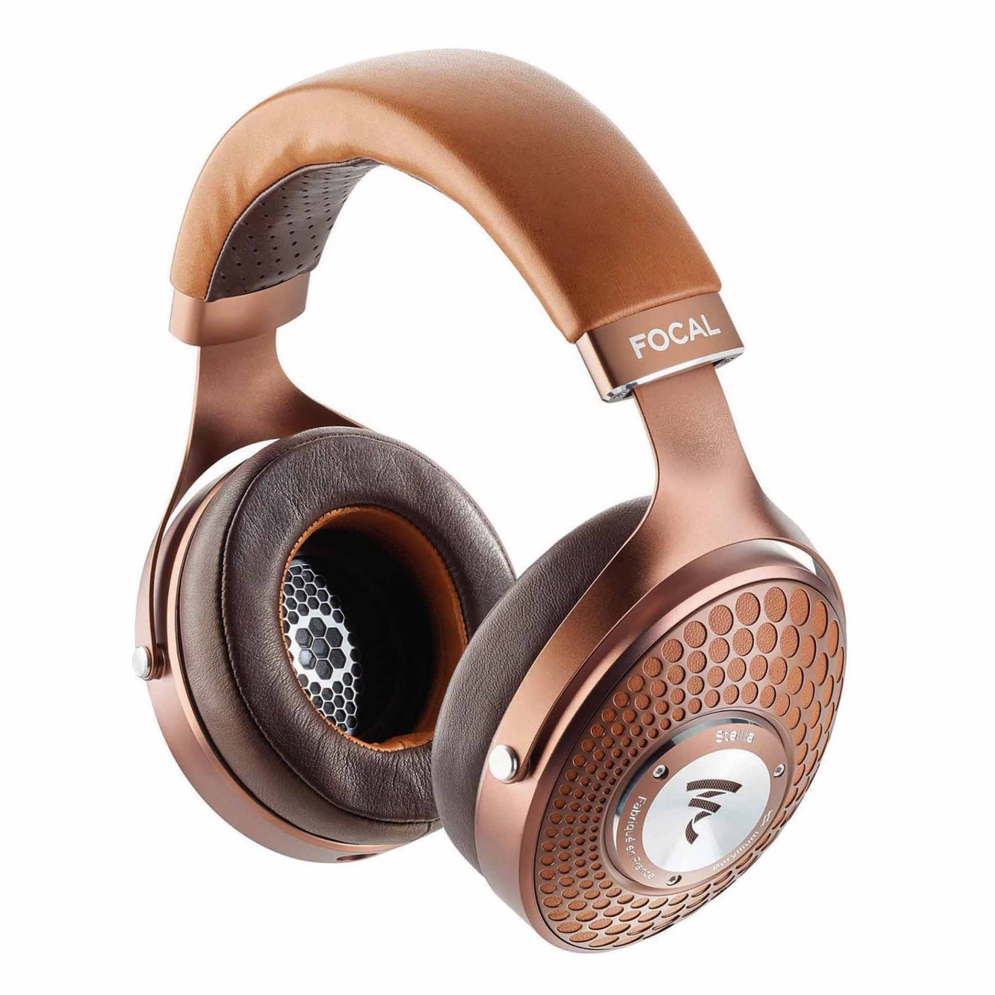 FOCAL Stellia Closed-Back Dynamic Headphones
