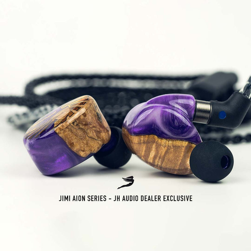 Jerry Harvey Jimi AION IEM