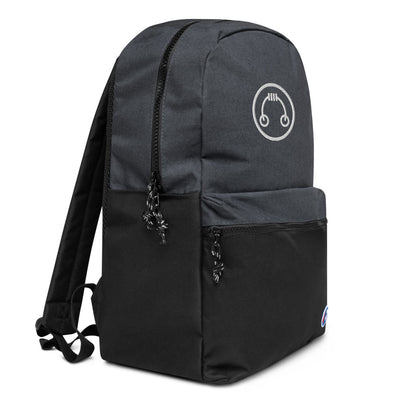 HeadAmp Embroidered Champion Backpack