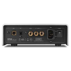 STAX SRM-D50 Electrostatic Headphone Amplifier / DAC