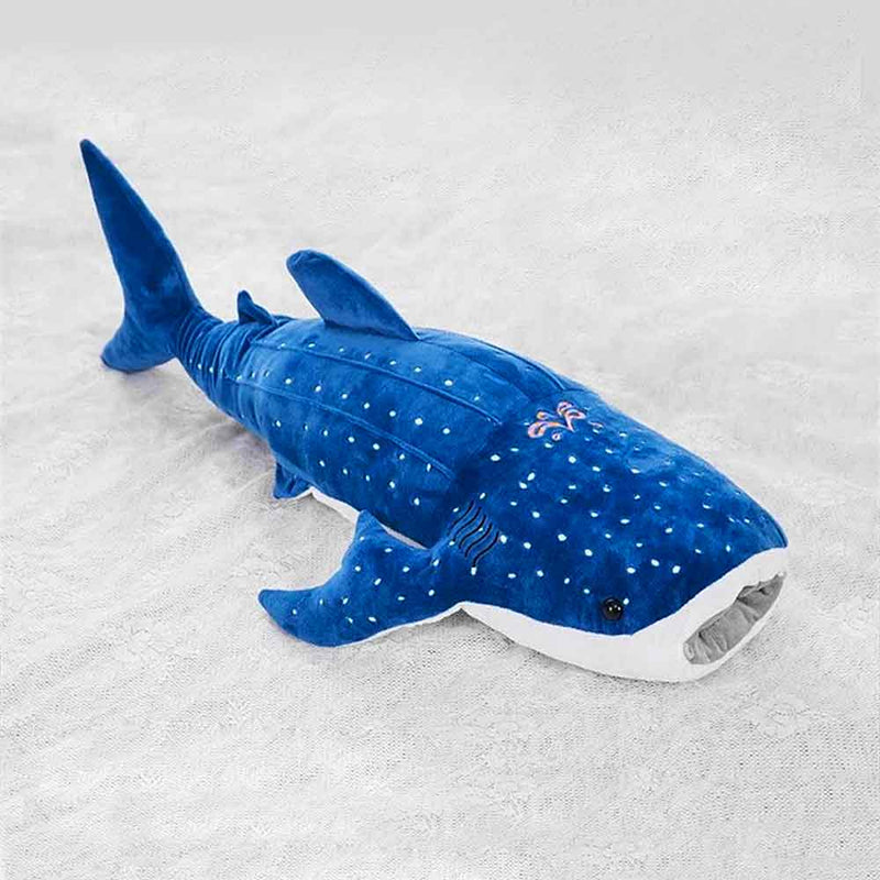 Big Cuddly Whale Shark Soft Toy