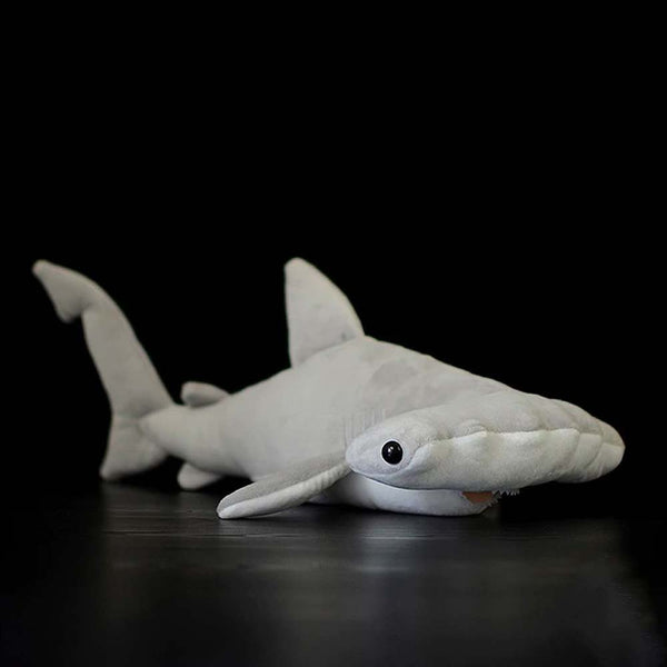 Cuddly Hammerhead Shark Soft Toy