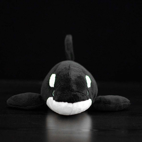 Cuddly Killer Whale Orca Soft Toy