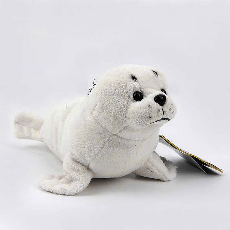 Cuddly Seal Pup Soft Toy