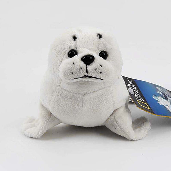 Seal Pup Cuddly Toy