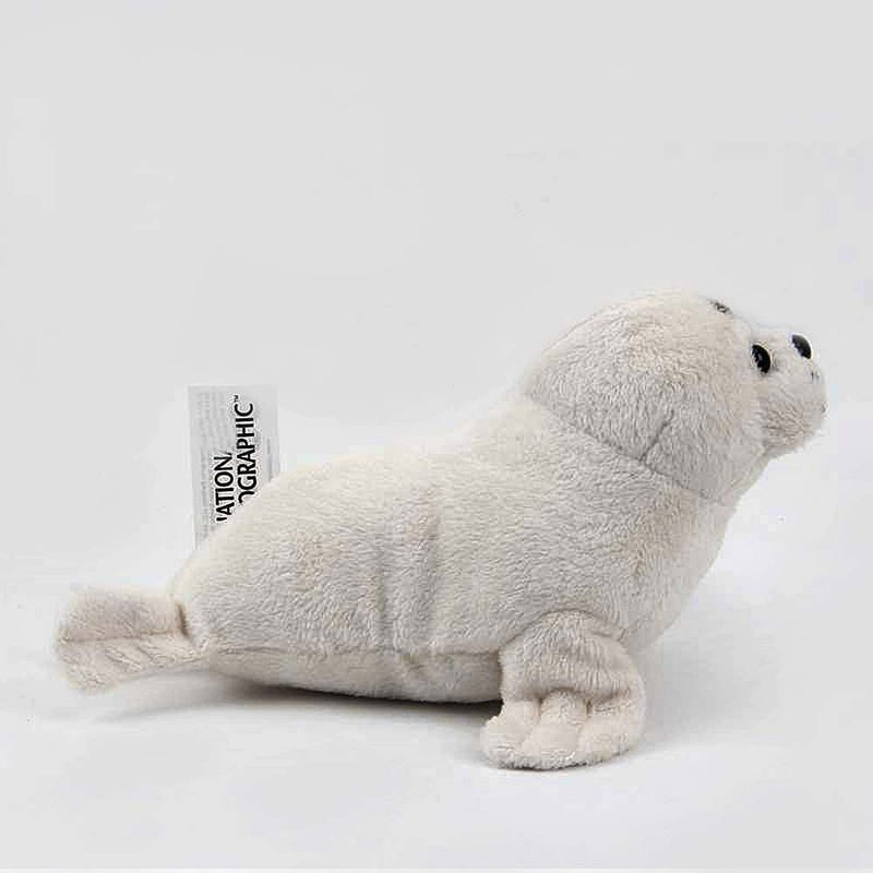 Side view of Seal Pup Teddy