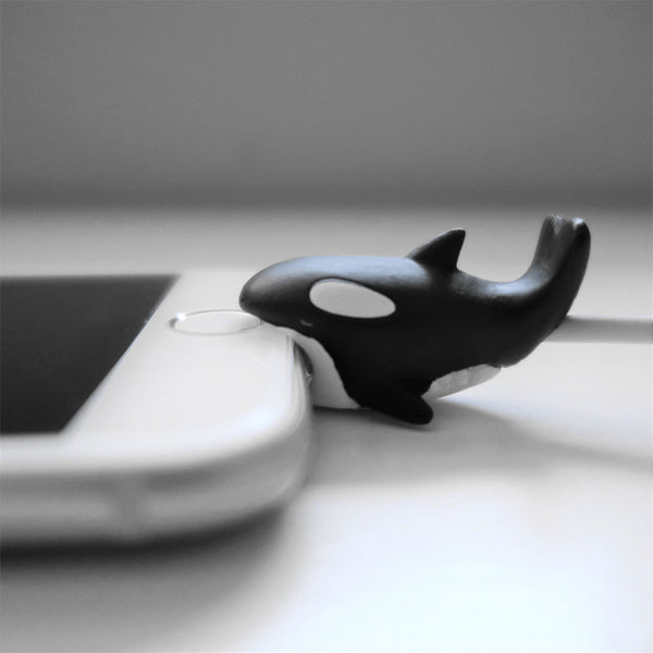 Orca Bite iPhone Cable Protector