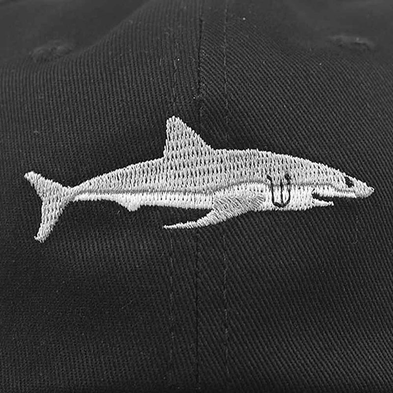 Embroidered Shark