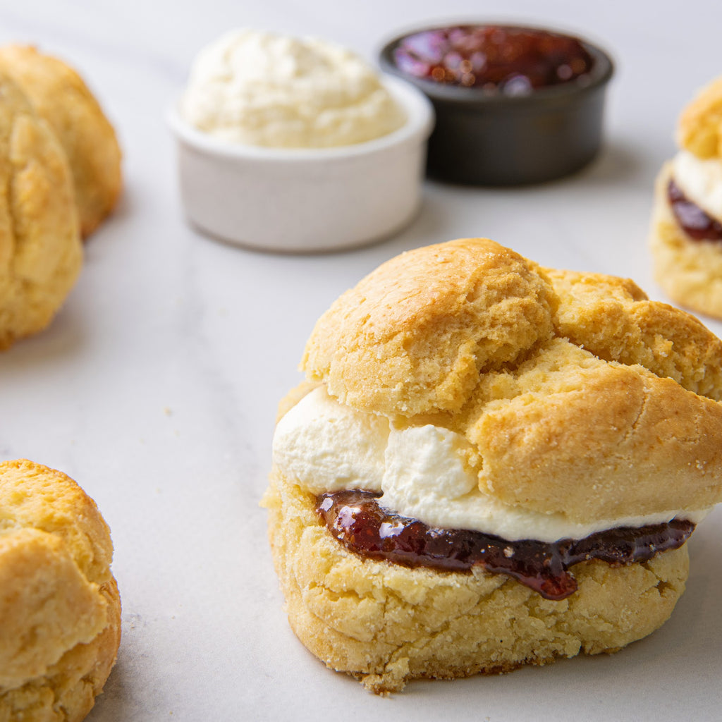 TRADITIONAL SCONES (GF)