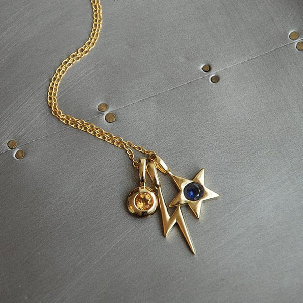 Why birthstone necklaces are becoming 'the' gift this holiday season