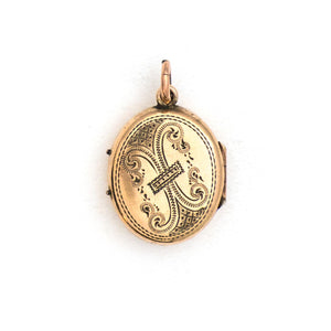 Love Letter Dove Locket