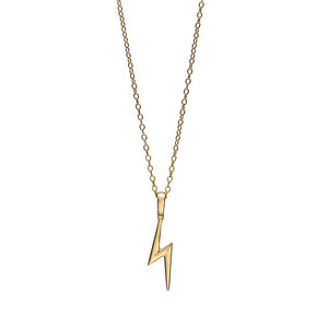 Blixt Lightning Bolt Charm for Bracelet