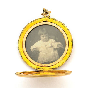 Gibson Girls Locket