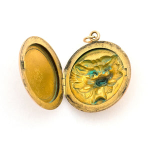 The Leo's Locket