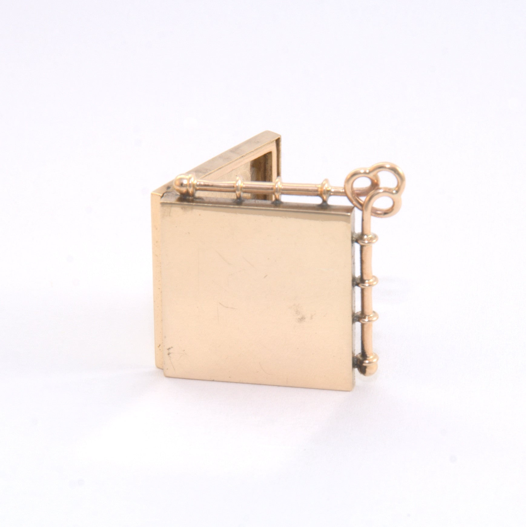 legato locket lockets products perfume flower sandalwood back square