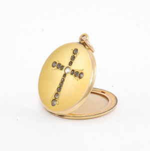 Cross Locket