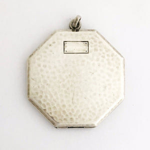 Octagon Locket