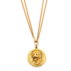 Lion's Den Locket