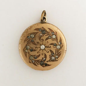 Celestial Wreath Locket