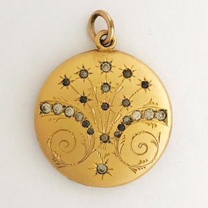 Fireworks Locket