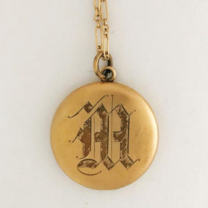 Deco Tulip Locket