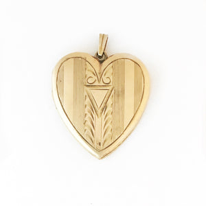 Love Triangle Locket
