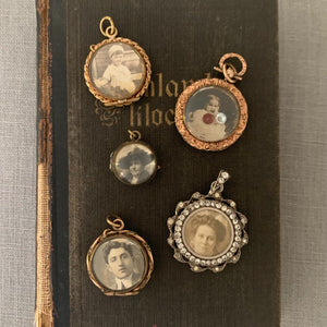 Pool of Light Locket