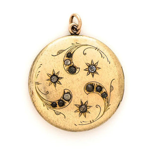 Galaxy Locket