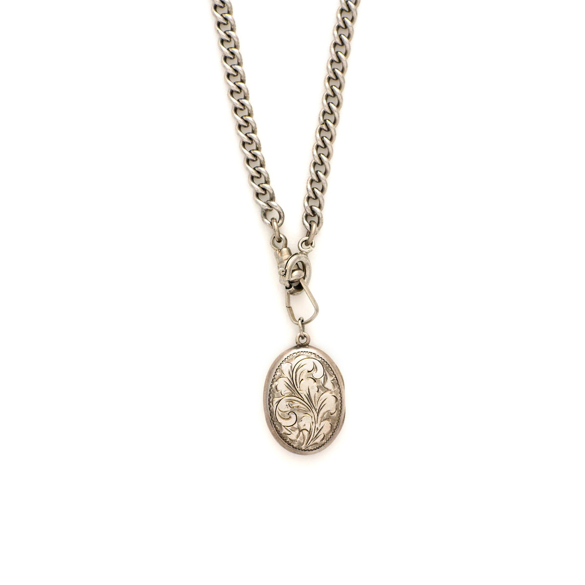 charm necklace product of lauryn initial james circle laurynjames love original locket by lockets