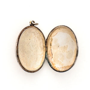 Seashell Pattern Locket