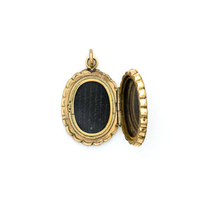 Velvet Cushion Locket