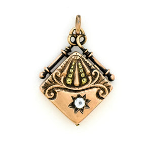 Magic Seashell Locket
