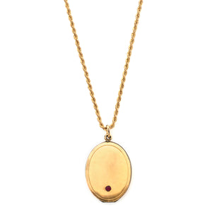 Perfect Oval Locket