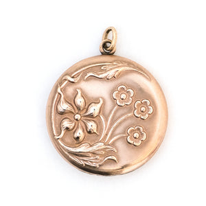 Floral Bouquet Locket
