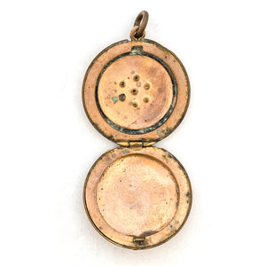Solar Eclipse Locket