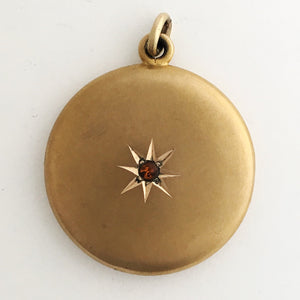 Starburst Locket