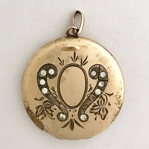 Mirror Locket