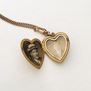 Celestial Heart Locket