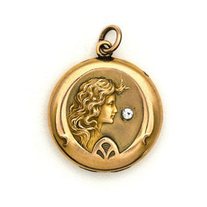 The Muse Locket