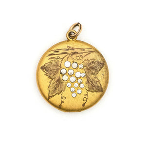 On the Vine Locket