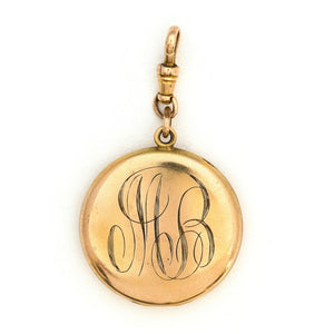 Rub El Hizb Locket
