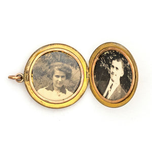 Anna's Flower Locket